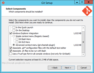 Setting up the Perfect Git Command Line Environment on Windows