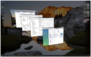 Teamprise V2.0 running on Windows Vista RTM running on a Mac Mini