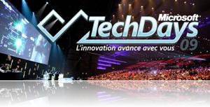 Microsoft TechDays 09